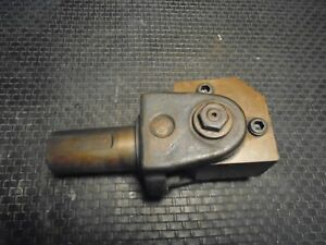 Warner Swasey Turret Lathe Combination Drill stop Tool Holder 3ty 245a