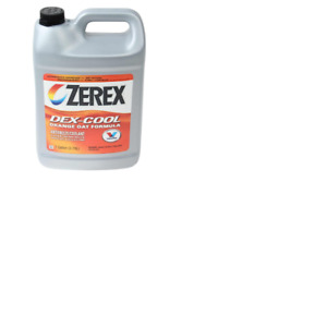 3 Gallons Pack Engine Coolant Antifreeze Zerex Dex cool Orange For Land Rover