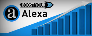 Alexa Rank Your Site At 30k In Usa To Dominate Google