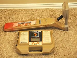 Ditch Witch Subsite 910r 950t Underground Cable Pipe Locator