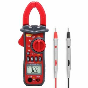 Electrical Digital Multimeter Testing uyigao Clamp Meter Ac Current ac dc