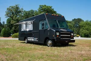 Food Truck For Sale Fully Loaded Kitchen Licensed In Pa With Customer List