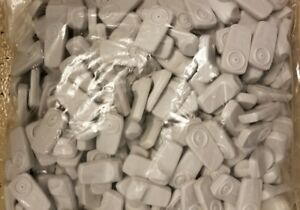 1000 Pc Of Genuine Checkpoint Clothing Security Tags And Pins Original Quality