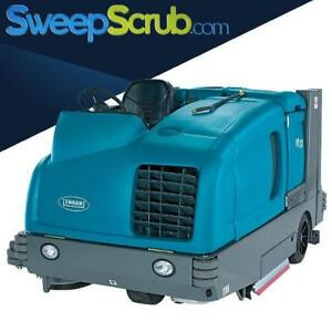 Tennant M30 Gasoline Powered Sweeper Scrubber