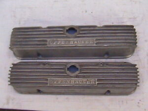Offenhauser 215 Buick Rover Aluminum Valve Covers Offy