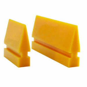 2 Size Rubber Squeegee 10 5cm Turbo Blade Window Tint Film Tool Car Home Clean