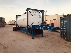 Chemical And Fuel Tank Trailers Houston