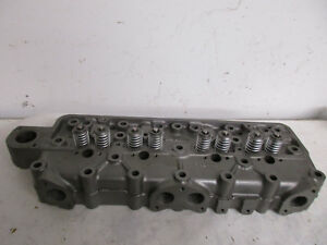 David Brown 4 Cyl Diesel Tractor Original Rebuilt Cylinder Head F921438