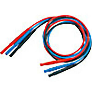Hioki 9750 01 Test Leads Red 3m For 3455