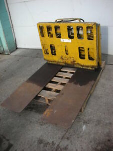 Forklift Slip Sheet Attachment