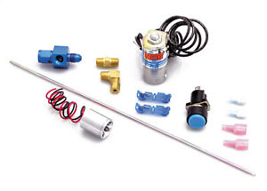 Nos 16033nos Ntimidator Illuminated Blue Led Nitrous Purge Kit