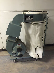 Delta Dust Collector Model 50 851