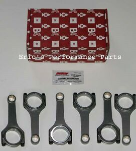 Brian Crower Bc6365 H beam Connecting Rods For Toyota 2grfe 3grfe 2trfe 1mzfe