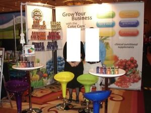 Trade Show Booth 10 X 10 skyline Used