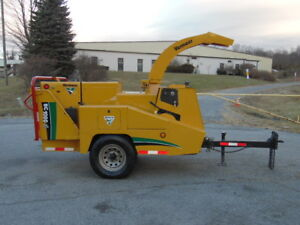 2008 Vermeer Bc1000xl Wood Chipper brush Cutter Forestry Arborist