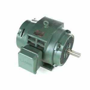 170025 60 60 Hp 1790 Rpm New Leeson Electric Motor