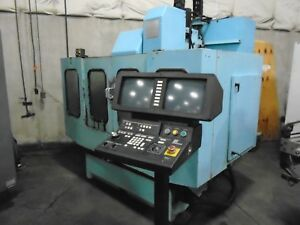 Hurco Bmc 20 Vertical Cnc Mill With Ultimax Control