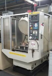 Fanuc Cnc Tapping Drilling Milling Tape Machine For Sale Model T