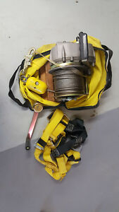 New Salalift Dbi sala L1850 60 Winch Confined Space Rescue System W harness