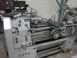 Victor 16 X 40 Engine Lathe With Read Outs