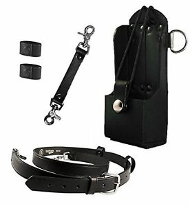 Boston Leather Firefighter Bundle Anti sway Strap For Radio Strap Radio New