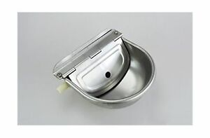 Stainless Steel Automatic Stock Waterer Horses Cows Goats And Pig