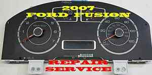 Ford Fusion 06 07 08 2009 2010 2011 Software And Odometer Calibration Service