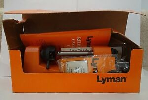 *Brand New* Lyman Universal Case Trimmer with 9 Pilot Multi-Pack