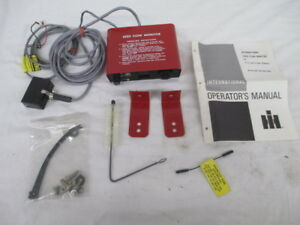 International Harvester Seed Flow Monitor 60709c1
