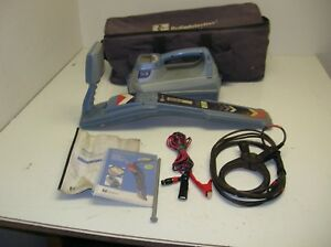 Radiodetection Rd7000 Dl 3 Watt Cps Wire Underground Utility Cable Pipe Locator