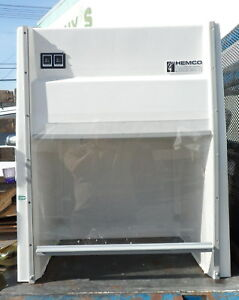 Hemco Fume Hood Mod 93005 Local Pick Up And Inspection Only