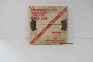 Starrett Band Saw Blade Metal Cutting Vp 1 035 3 Tooth