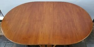 Danish Modern Jentique Bendt Winge Style Table