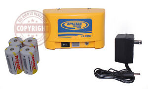 Spectra Precision Laser Level Rechargeable Battery Pack Kit ll500 laserplane
