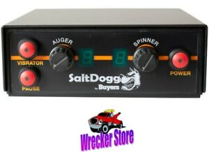 Saltdogg Buyers Products 3014199 Variable Controller Shpe 0750 1500 2000 4000