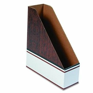 New Bankers Box Magazine File Holders Oversized Letter 12 Pack 07224 Ships Free