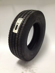 Michelin Xze2 Semi Truck Trailer Tires 215 75r17 5