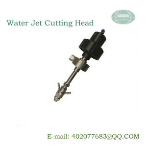 Yh Water Jet Cutting Head Assembly No 3 Cutting Head For Waterjet Cutter