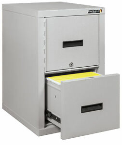 Fire Resistant File Cabinet Light Weight Fire Rated One File Drawer