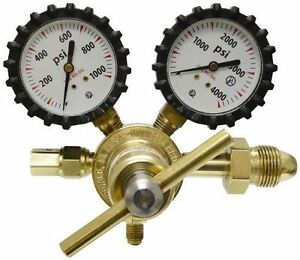 Uniweld Rhp800 Nitrogen Regulator With 0 800 Psi Delivery Pressure New Free Ship