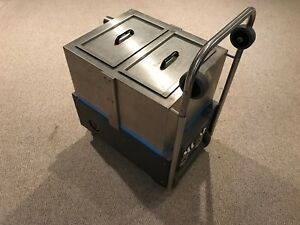 Used Kleenrite 508 Hx Carpet Extractor Cleaning Detailing Machine Only Read
