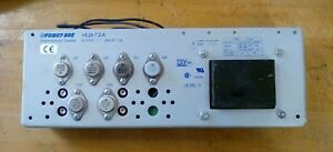 Power One He24 7 2 a Dc Power Supply 24vdc 7 2a