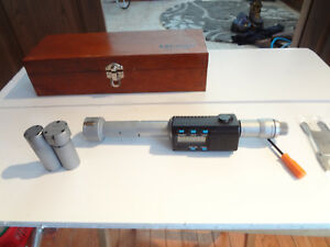 Mitutoyo Digimatic Inside Micrometer Three point