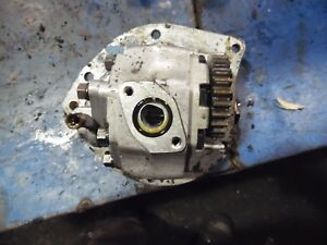 1965 Ford 5000 Diesel Farm Tractor Hydraulic Pump