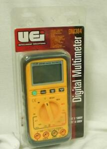 New Uei Dm384 Digital Multimeter U100