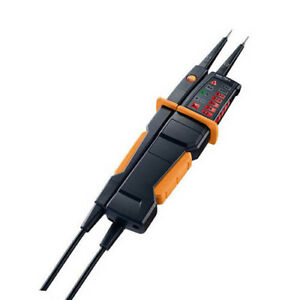 Testo 750 1 0590 7501 Voltage Tester W Continuity Phase Sequence