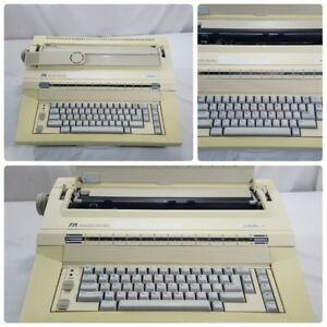Ta Adler royal Satellite 4 Electronic Typewriter Works
