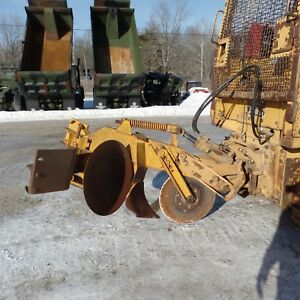 John Deere 450g 550g 650g Dozer Fire Plow Rear Attachment Blade