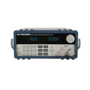 Bk Precision 8500 300w High Resolution Programmable Dc Electronic Load 220v