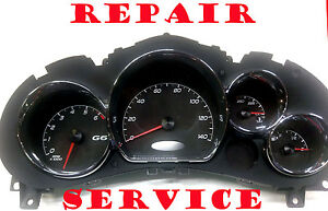 Pontiac G6 Software And Odometer Calibration Service